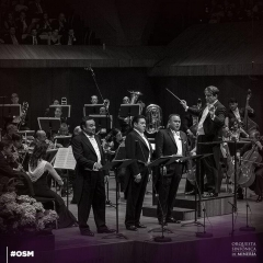 Three Tenors: Ramon Vargas, Francisco Araiza, Javier Camarena