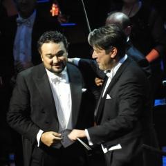 with Ramón Vargas