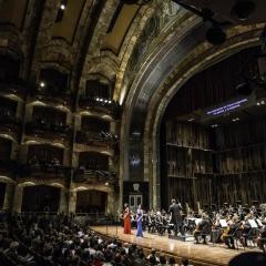 Opera house Bellas Artes